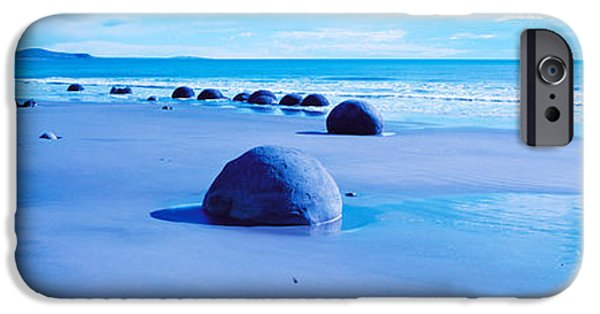 Eerie iPhone Cases - South Island New Zealand iPhone Case by Panoramic Images