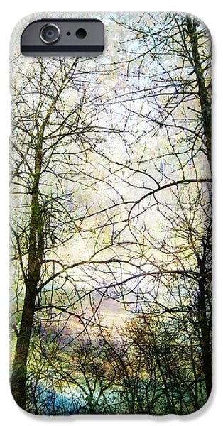 Miracle iPhone Cases - Spring Awakening iPhone Case by Shirley Sirois