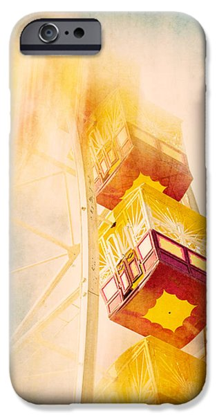 Summer Dreams iPhone Case by Amy Weiss