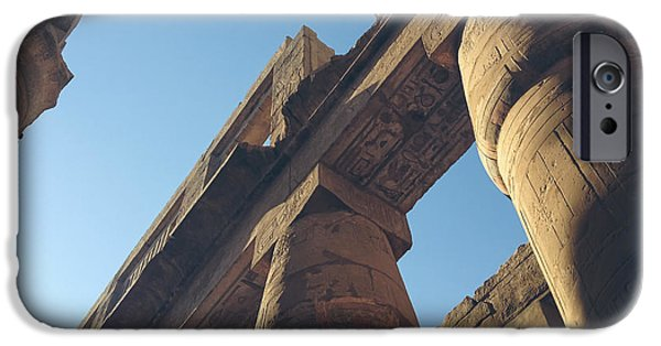 Karnak iPhone Cases - Sunlight.. iPhone Case by A Rey