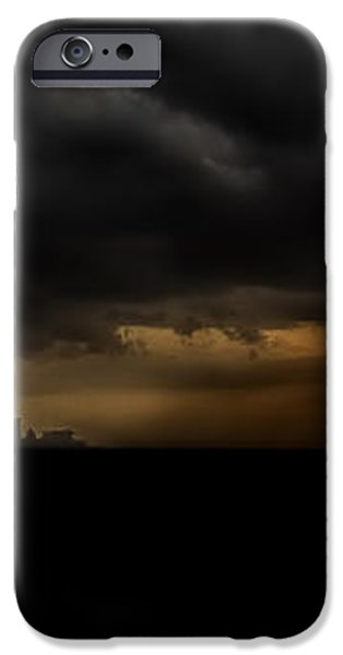 Sunset in Havana iPhone Case by Erik Brede