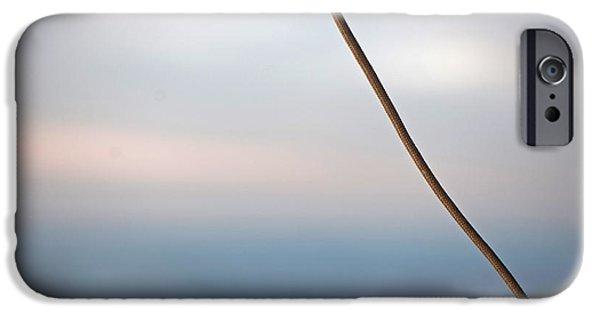Beach Landscape iPhone Cases - Sunset iPhone Case by Yaniv Eitan
