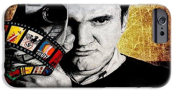 Kill Bill iPhone Cases - Tarantino iPhone Case by S G Williams