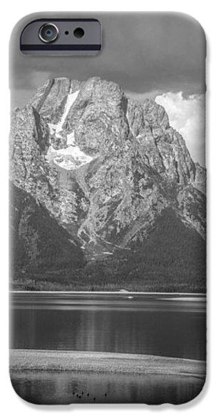teton national park iPhone Case by Oleksii Khmyz