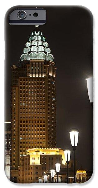The Bund, Shanghai iPhone Case by John Shaw