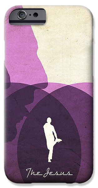 The Jesus iPhone Case by Filippo B