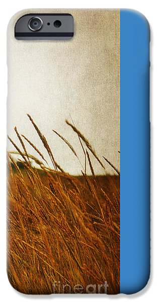 North Sea iPhone Cases - The Lighthouse iPhone Case by Angela Doelling AD DESIGN Photo and PhotoArt