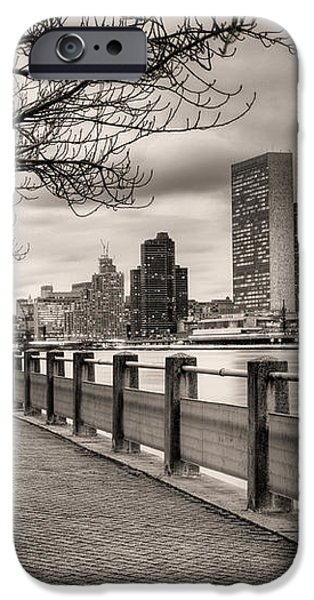 The Walk iPhone Case by JC Findley