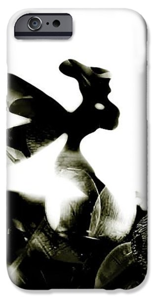 Tinker Bell iPhone Case by Jessica Shelton