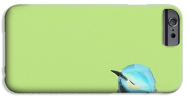 Child iPhone Cases - Todays Bird iPhone Case by Cathy Walters