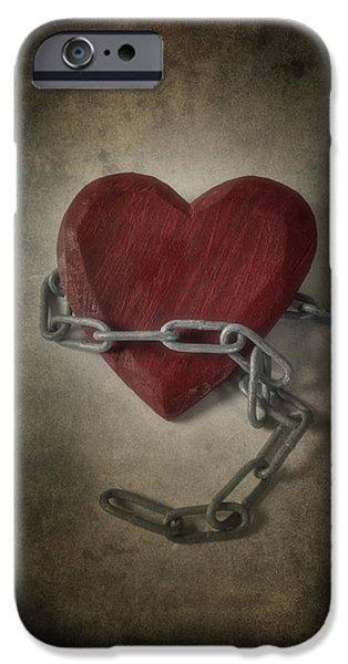 unchain my heart iPhone Case by Joana Kruse