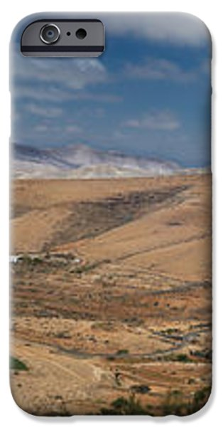 Valle de Santa Ines 2 iPhone Case by Michael David Murphy