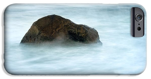 Steadfast iPhone Cases - Water Rock iPhone Case by John Greim