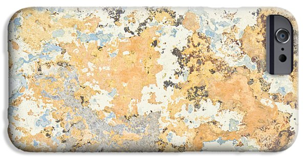 Mould iPhone Cases - Weathered wall iPhone Case by Tom Gowanlock
