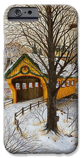 Winter Memories iPhone Case by Doug Kreuger