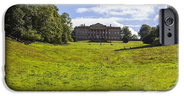 Somerset iPhone Cases - Prior Park iPhone Case by Joana Kruse