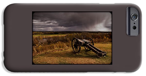 American Revolution iPhone Cases - 102514-185 iPhone Case by Mike Davis - Micks Pix Photos