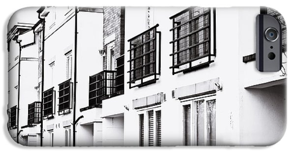 Apartment iPhone Cases - Modern apartments iPhone Case by Tom Gowanlock