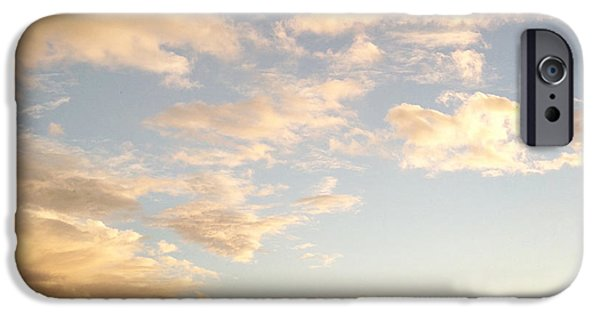 Cloudscape Photographs iPhone Cases - New Zealand iPhone Case by Les Cunliffe