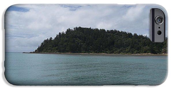 Whitsunday iPhone Cases - Whitsunday Islands iPhone Case by Carol Ailles