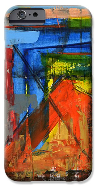 Wedding Paintings iPhone Cases - RCNpaintings.com iPhone Case by Chris N Rohrbach