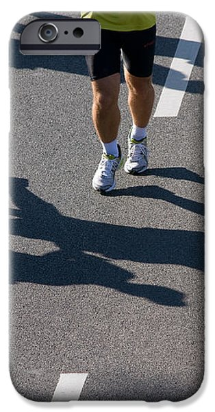 11th Poznan Marathon iPhone Case by Michal Bednarek