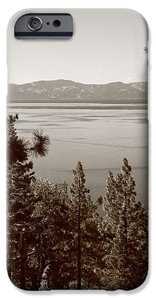 Lake Tahoe iPhone Case by Frank Romeo