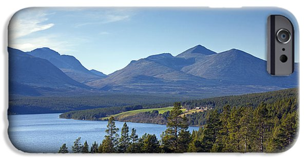 Norway iPhone Cases - 120118p214 iPhone Case by Arterra Picture Library
