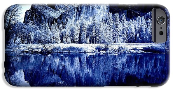Recently Sold -  - River iPhone Cases - Scenic Yosemite iPhone Case by Mountain Dreams
