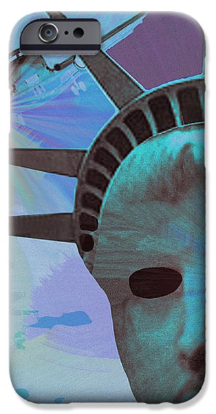 134 -  Attack and Revenge iPhone Case by Irmgard Schoendorf Welch