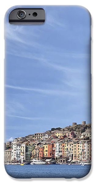 Porto Venere iPhone Case by Joana Kruse