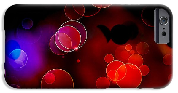 Backgrounds iPhone Cases - Wall Art iPhone Case by Marvin Blaine