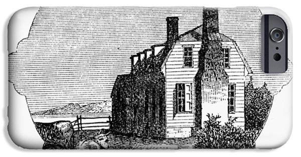 Yorktown iPhone Cases - Yorktown: Surrender, 1781 iPhone Case by Granger