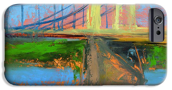 Featured Paintings iPhone Cases - RCNpaintings.com iPhone Case by Chris N Rohrbach