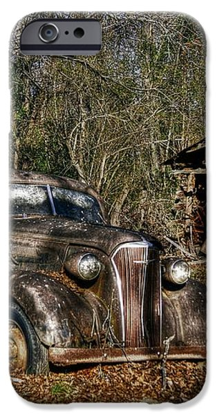 1937 Revisited iPhone Case by Benanne Stiens