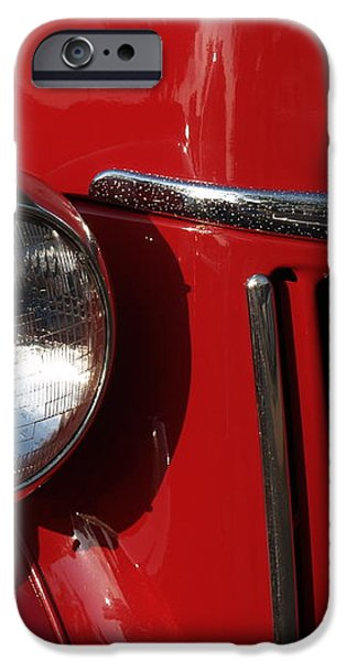 1941 Ford Flatbed Classic iPhone Case by Anna Lisa Yoder
