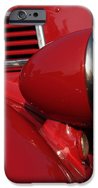 1941 Ford Flatbed Pickup iPhone Case by Anna Lisa Yoder