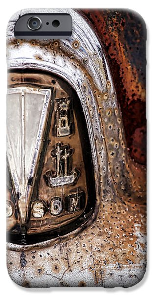 1946 Hudson Coupe  iPhone Case by Gordon Dean II