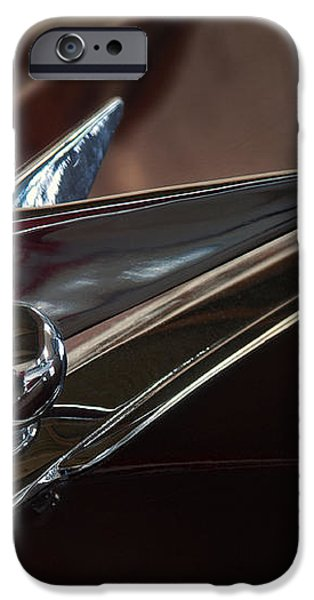 1946 Lincoln Continental iPhone Case by Kurt Golgart