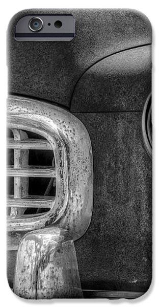 1950 Nash Statesman iPhone Case by Scott Norris