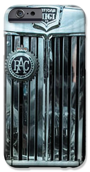 1952 MG iPhone Case by Steven  Digman