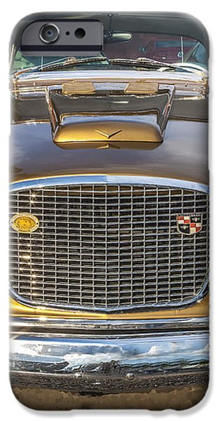 1957 Studebaker Golden Hawk  iPhone Case by Rich Franco