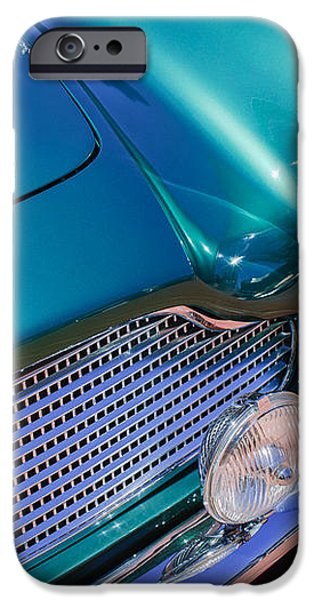 1960 Aston Martin DB4 Series II Grille iPhone Case by Jill Reger