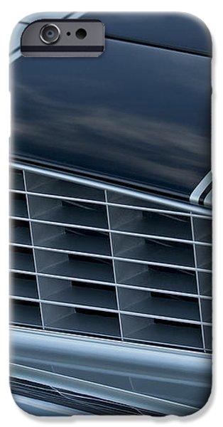 1969 Chevrolet Camaro Z 28 Grille Emblem iPhone Case by Jill Reger