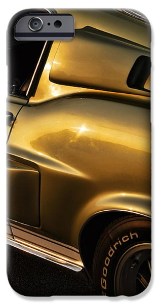 1968 Ford Mustang Shelby GT 350 iPhone Case by Gordon Dean II