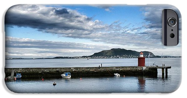 Norway iPhone Cases - Alesund - Norway iPhone Case by Luisa Azzolini