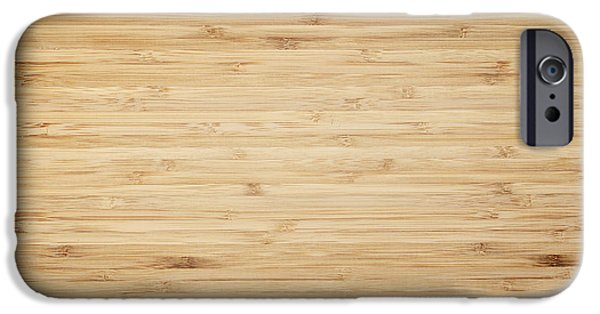 Flooring iPhone Cases - Bamboo iPhone Case by Les Cunliffe
