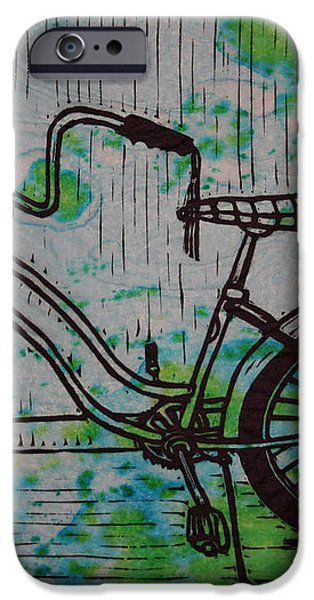 Banana Seat iPhone Case by William Cauthern