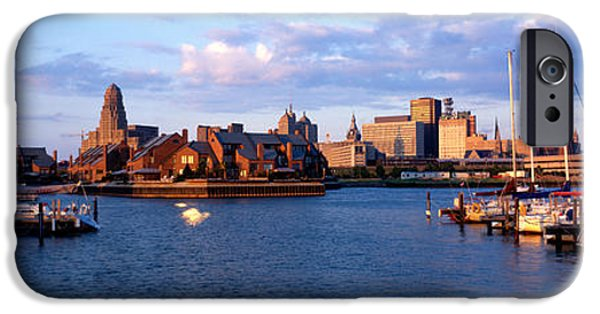 Municipal iPhone Cases - Buffalo Ny iPhone Case by Panoramic Images
