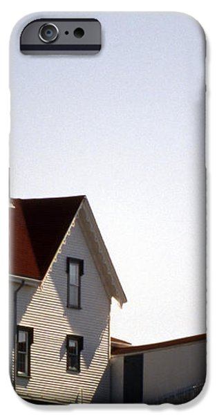 CAPE NEDDICK LIGHTHOUSE iPhone Case by Skip Willits